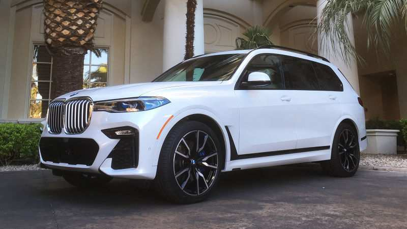 28 The Best 2019 BMW X7 Redesign