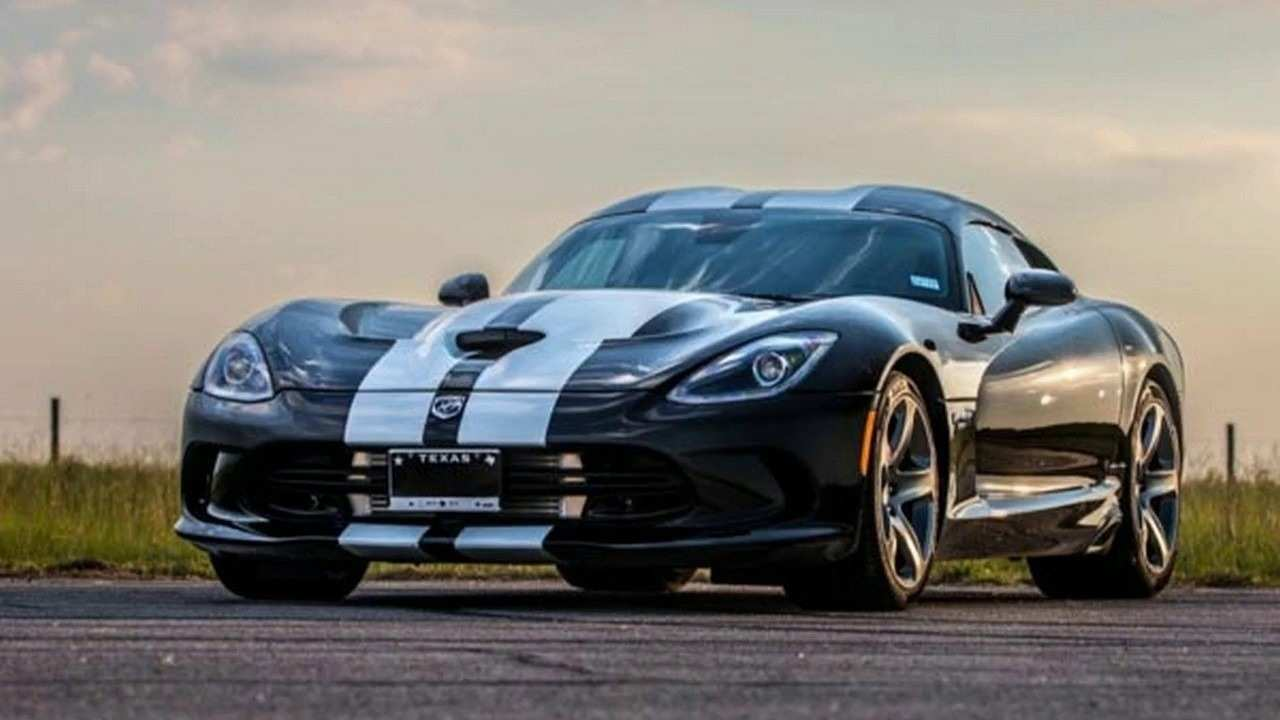 28 The Best 2019 Dodge Viper ACR Spesification