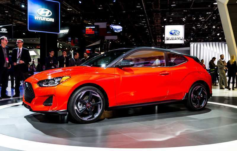 28 The Best 2019 Hyundai Veloster Release Date And Concept
