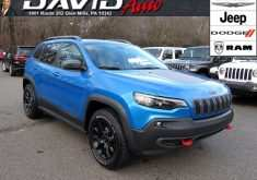2019 Jeep Trail Hawk