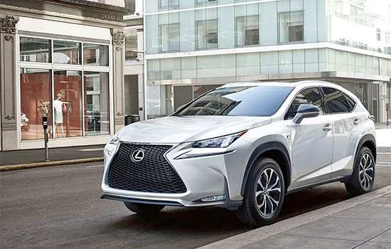 28 The Best 2019 Lexus NX 200t Release Date