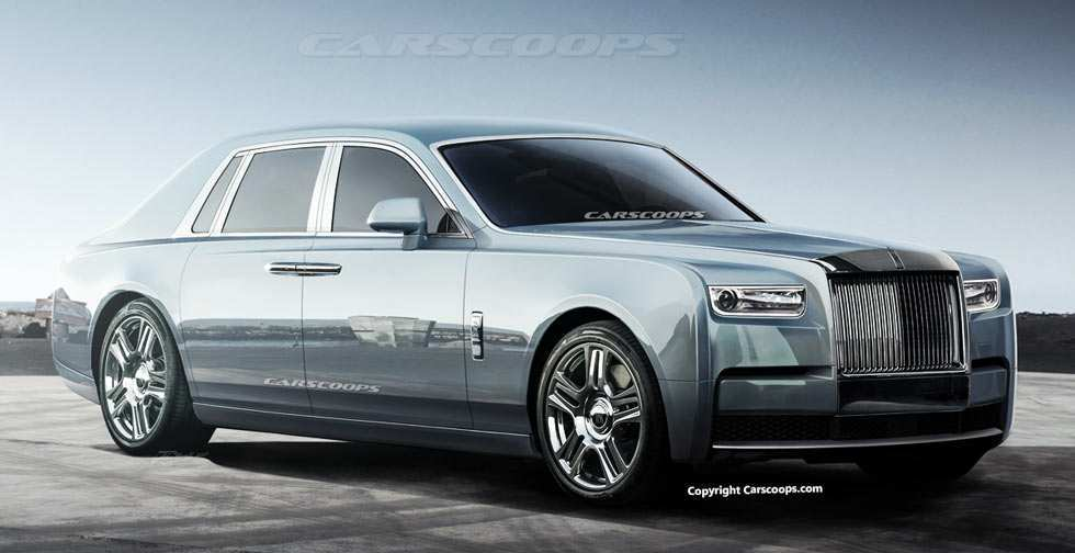 28 The Best 2019 Rolls Royce Phantoms Model