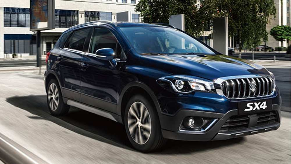 28 The Best 2019 Suzuki Sx4 Redesign And Concept