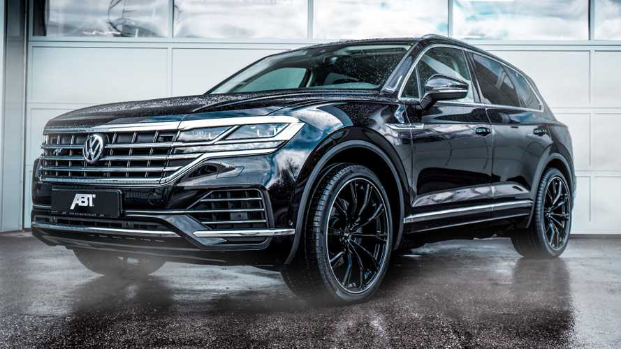 28 The Best 2019 Vw Touareg Tdi Specs