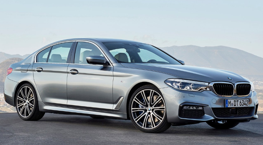 28 The Best 2020 BMW 5 Series New Review