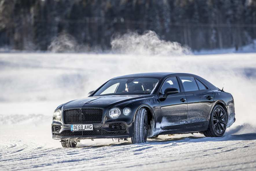 28 The Best 2020 Bentley Flying Spur New Concept