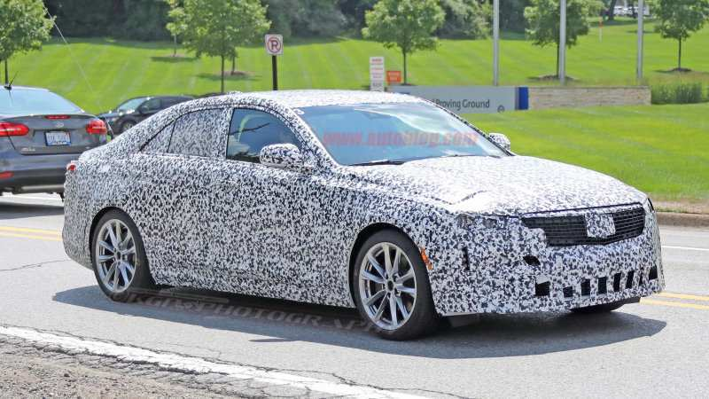 28 The Best 2020 Cadillac Ct5 V Wallpaper