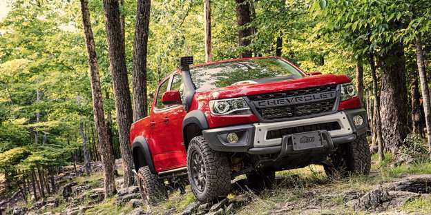 28 The Best 2020 Chevy Colorado Going Launched Soon Release Date