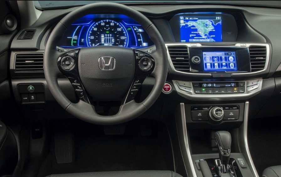 28 The Best 2020 Honda Accord Spirior Performance And New Engine