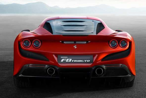 28 The Best Ferrari 2020 F8 Tributo New Review