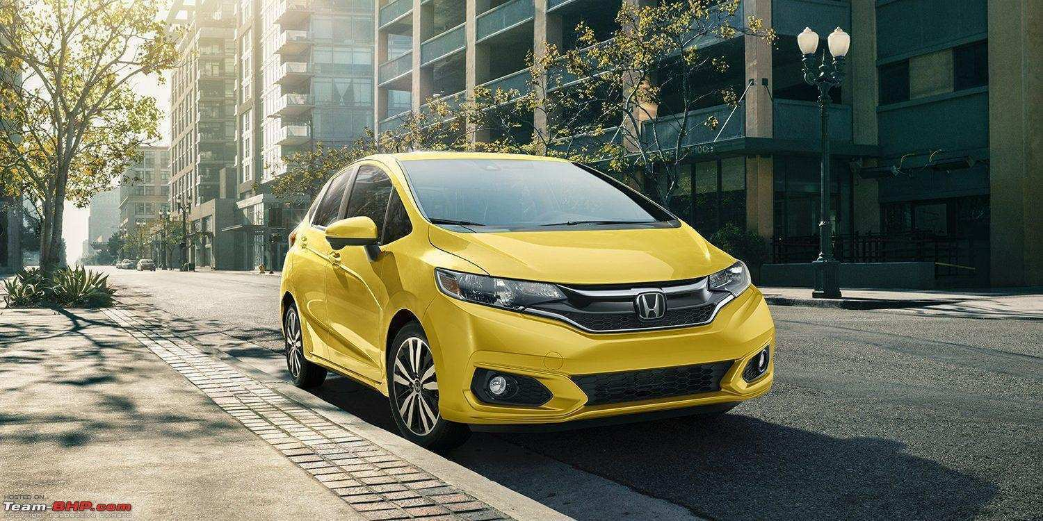 28 The Best Honda Fit Electric 2020 Specs