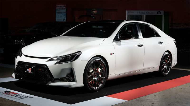 28 The Best Toyota Mark X 2020 Specs