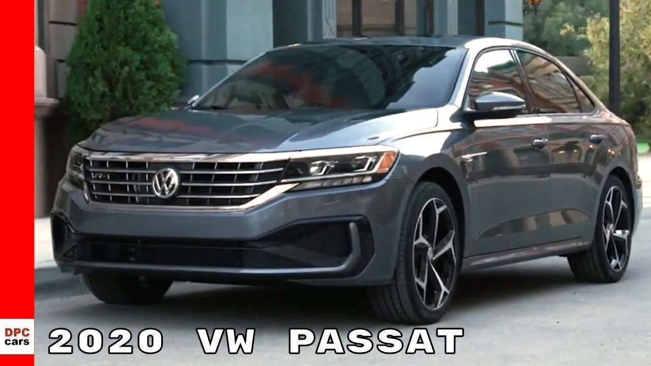 28 The Best Volkswagen Passat New Model 2020 Style