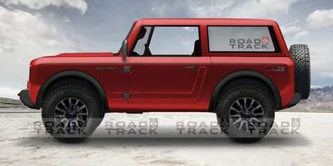 28 The Ford S New Bronco 2020 Review