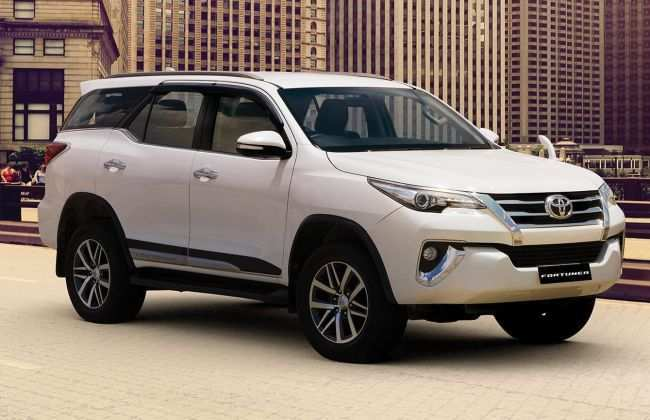 28 The Fortuner Toyota 2019 Price
