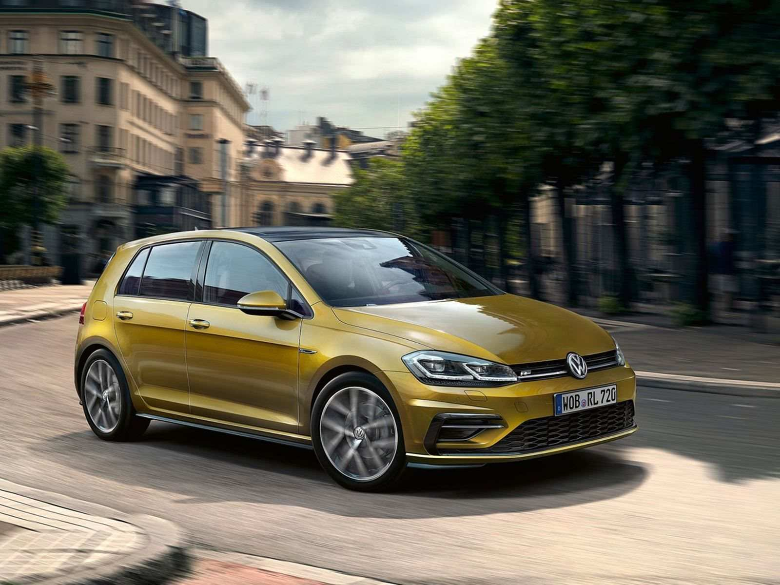 28 The Golf Vw 2019 Concept And Review