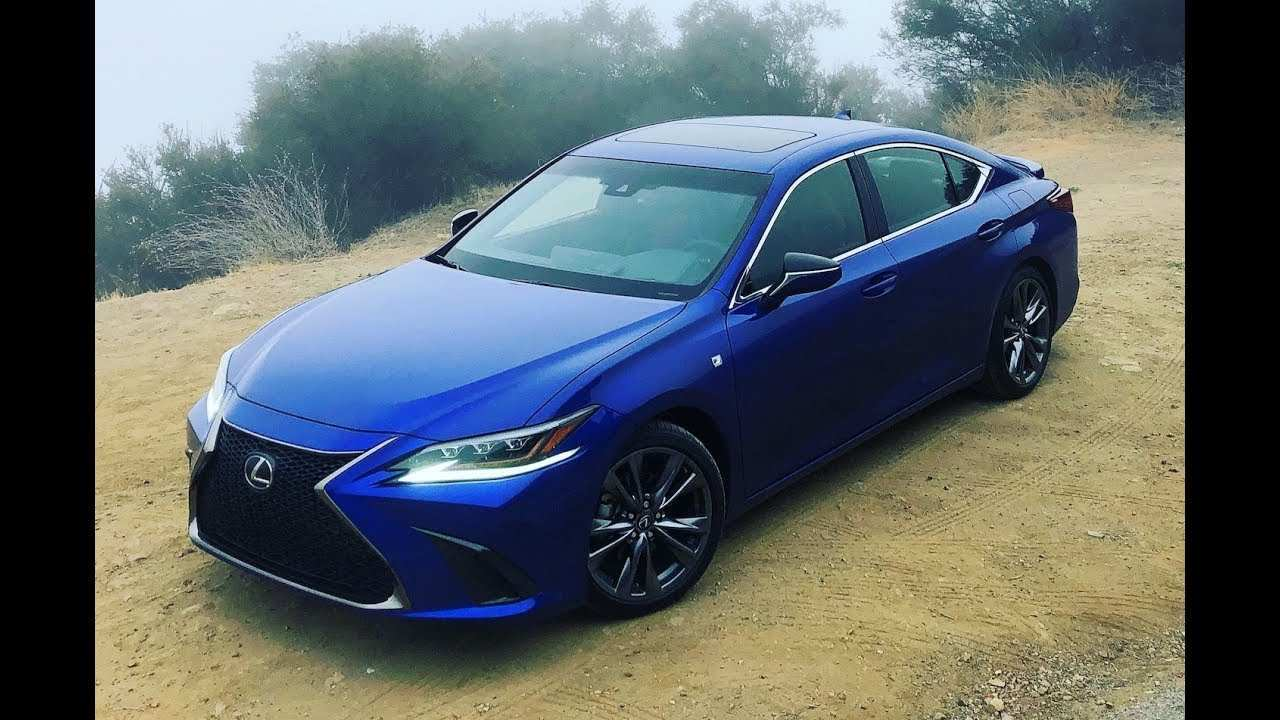 28 The Lexus 2019 F Sport Redesign And Review