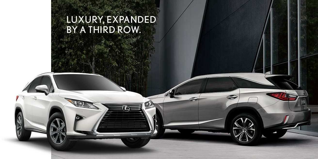 28 The Lexus Rx Facelift 2019 History