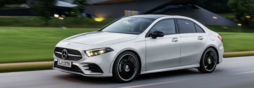28 The Mercedes A Class 2019 Interior Review