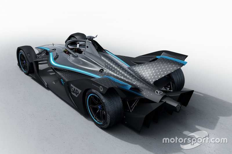 28 The Mercedes Formula E 2019 Images