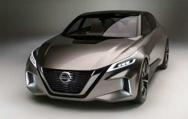 28 The Nissan Altima 2020 Price Concept