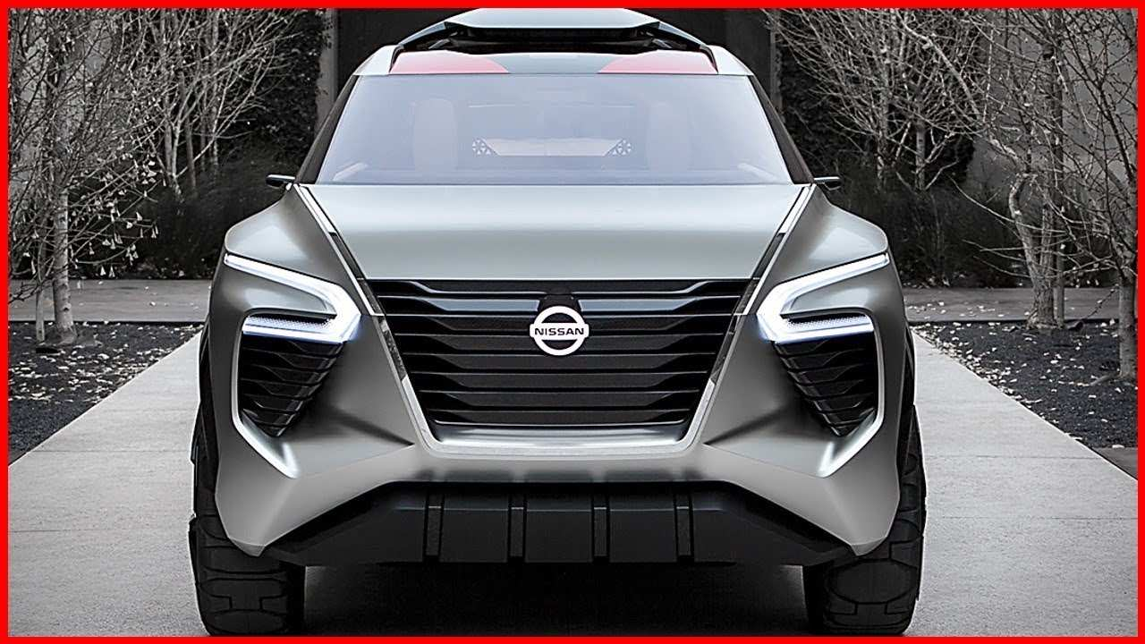 28 The Nissan X Trail 2020 Exterior