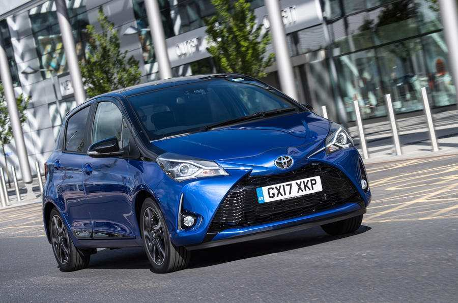 28 The Toyota Yaris 2019 Europe Style