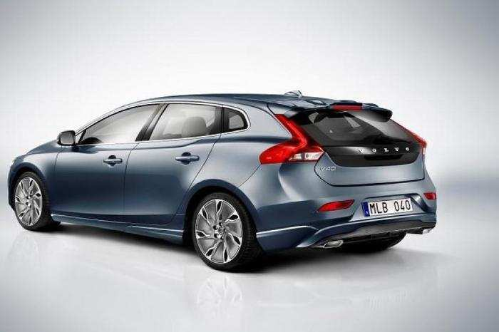 28 The V40 Volvo 2019 Images