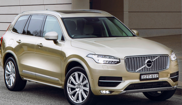 28 The Volvo Xc90 Hybrid 2020 Pictures