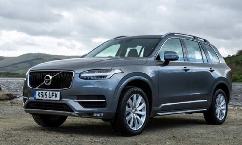 28 The When Is The 2020 Volvo Xc90 Coming Out Redesign And Review