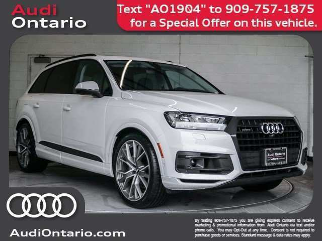 29 A 2019 Audi Q7 Concept And Review