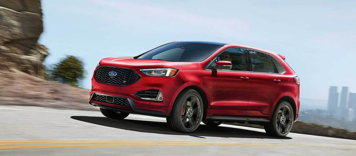 29 A 2019 Ford Edge New Design Configurations