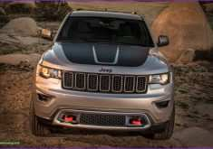 2019 Grand Cherokee Srt Hellcat