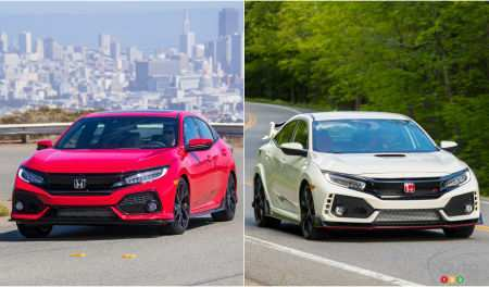 29 A 2019 Honda Civic Si Type R Exterior And Interior