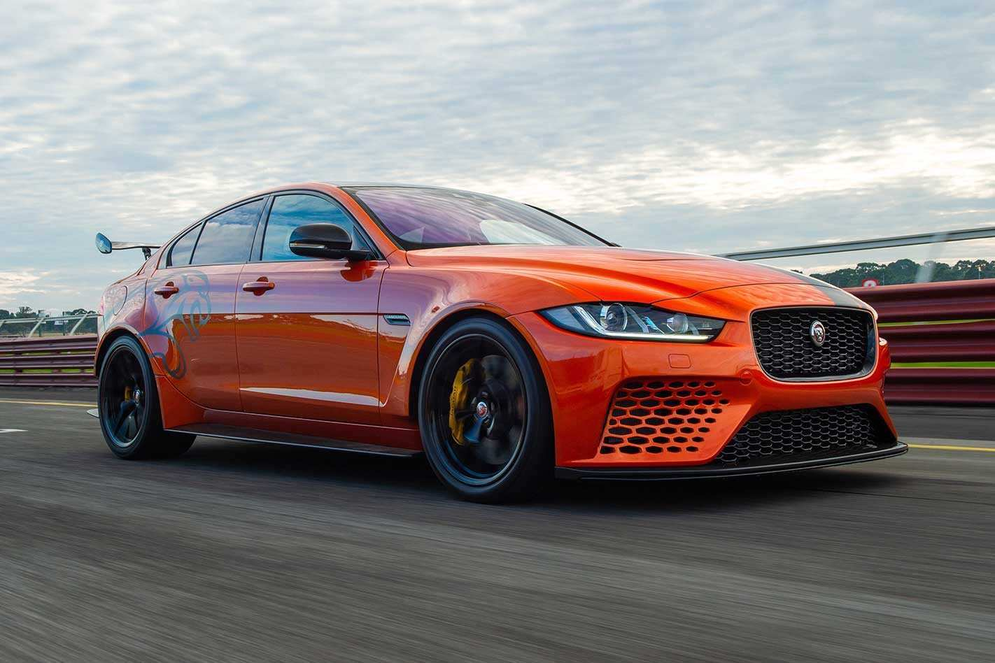 29 A 2019 Jaguar Project 8 New Model And Performance