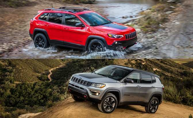 29 A 2019 Jeep Compass Speed Test