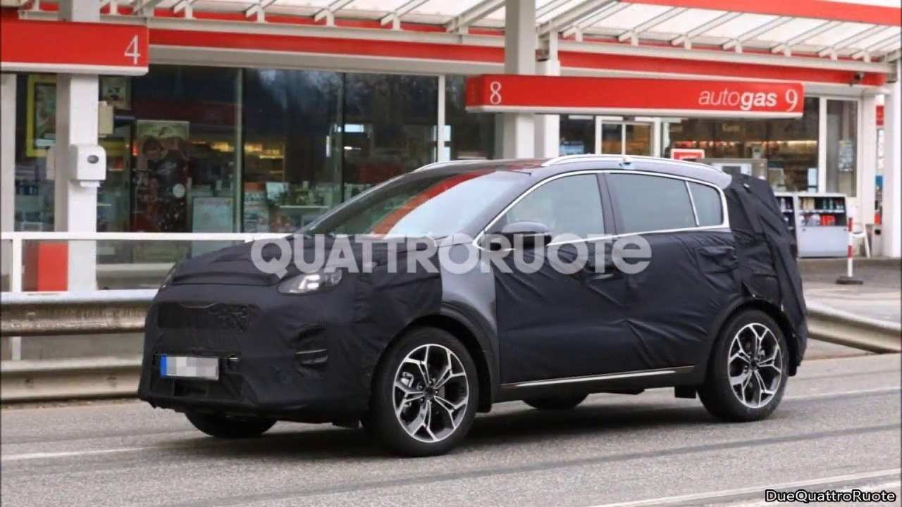 29 A 2019 KIA SportageSpy Shots Price And Review