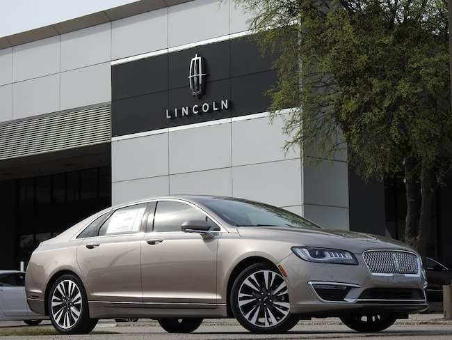 29 A 2019 Lincoln MKZ History