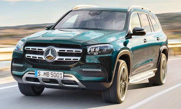 29 A 2019 Mercedes GLS Redesign