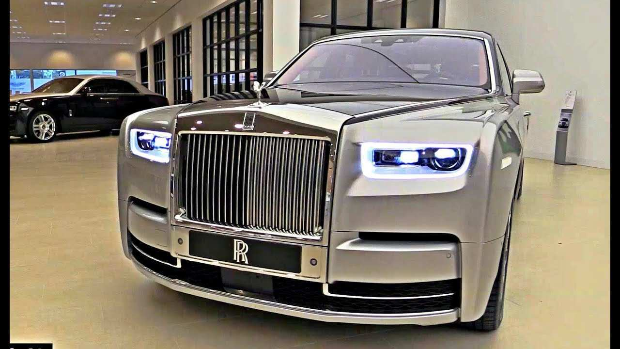 29 A 2019 Rolls Royce Phantoms First Drive