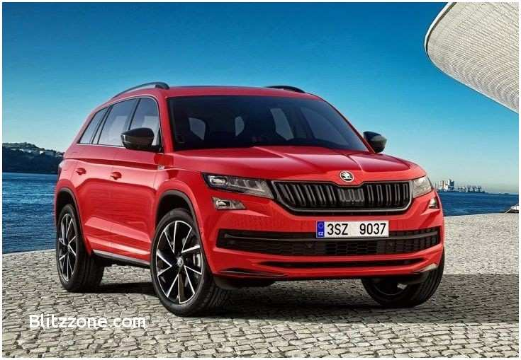 29 A 2019 Skoda Snowman Full Preview Engine