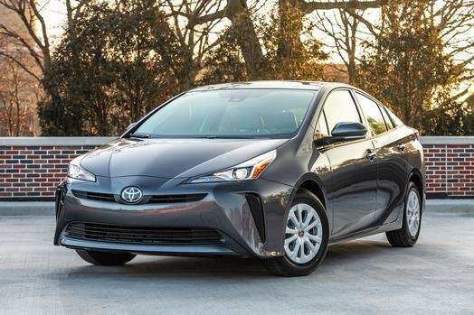 29 A 2019 Toyota PriusPictures Research New
