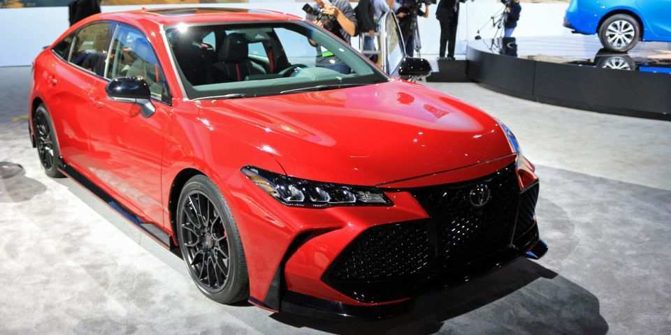 29 A 2020 All Toyota Camry History