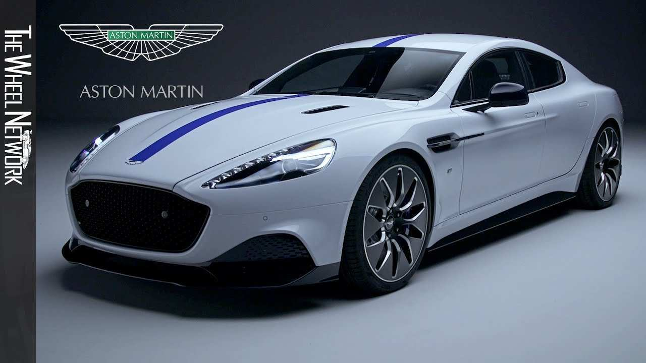 29 A 2020 Aston Martin DB9 Ratings