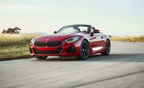 29 A 2020 BMW Z4 M Roadster Interior