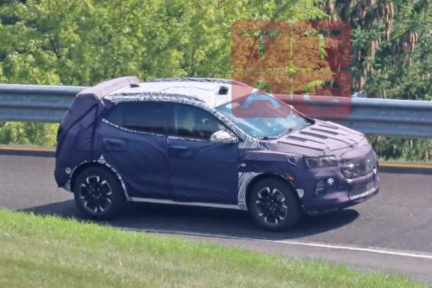 29 A 2020 Buick Encore Performance And New Engine