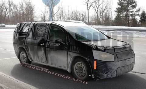 29 A 2020 Chrysler Town Country Awd History