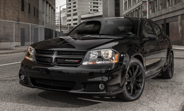 29 A 2020 Dodge Avenger Picture