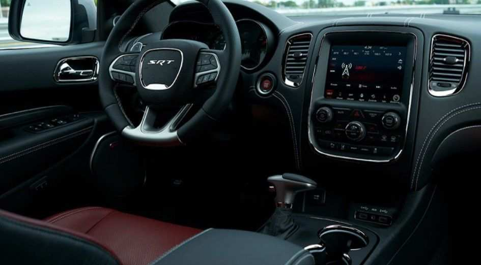 29 A 2020 Dodge Durango Interior New Model And Performance