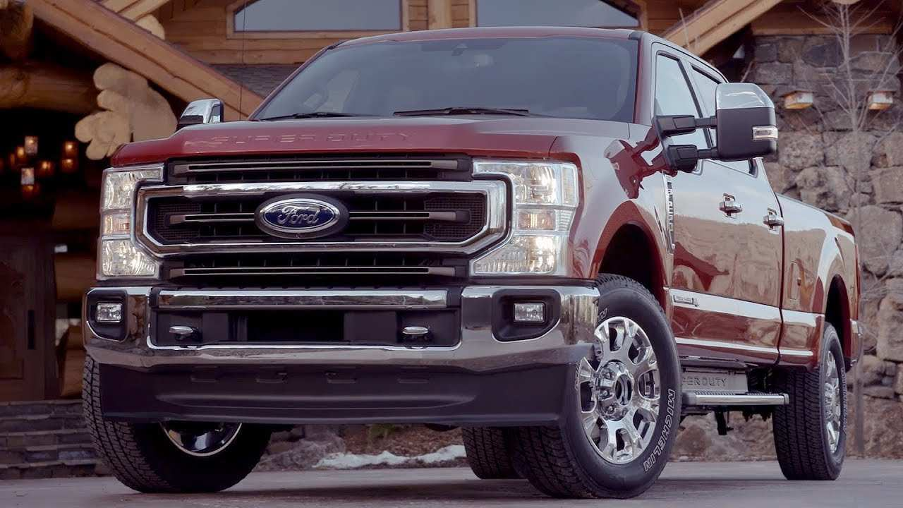 29 A 2020 Ford F 250 History